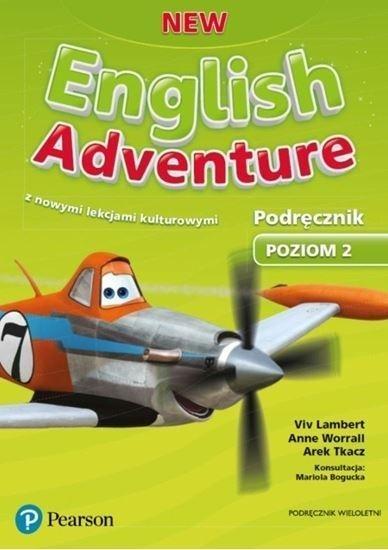 New English Adventure 2. Podręcznik Viv Lambert, Anne Worrall, Arek Tkacz