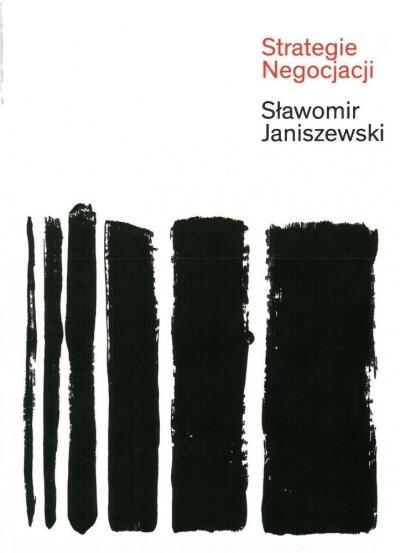 Strategie negocjacji Sławomir Janiszewski