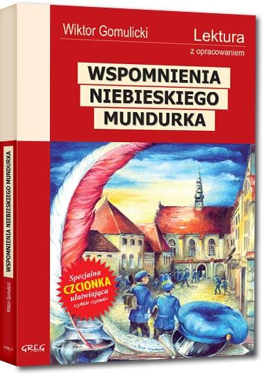 Wspomnienia niebieskiego mundurka Wiktor Gomulicki