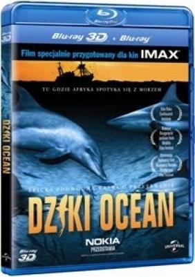 Dziki ocean 3D (Blu-ray)