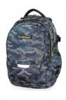 Coolpack - Factor - Plecak młodzieżowy - Military (B02008)