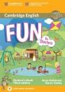 Fun for Starters Student's Book + Online Activities
