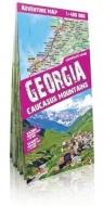 Adventure map Gruzja/Georgia 1:400 000