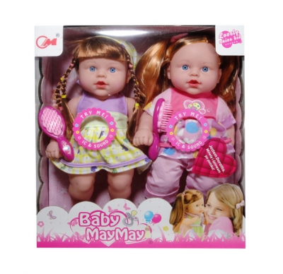Dwie lalki Dorotki mówiące i śpiewające po polsku