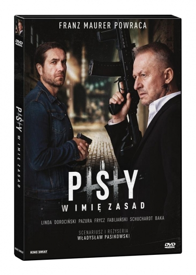 Psy 3: W imię zasad (DVD)