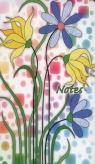 Notes bloczkowy ND 106 z długopisem Kwiaty