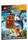 Lego Legends of Chima Atak Łowców LEA202