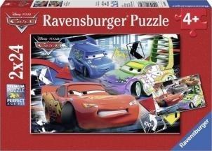 Puzzle 2x24 Auta (088706) RAP088706