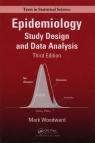 Epidemiology Study Design and Data Analysis Woodward Mark