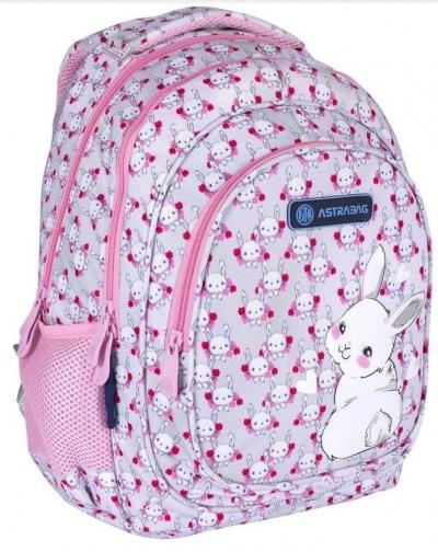 Plecak szkolny AB330 Sweet Bunny ASTRA