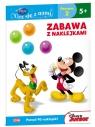 Disney Ucz się z nami Klub Przyjaciół Myszki Miki Zabawa z naklejkami (UDS4)