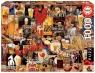 Puzzle 1000 elementów Kolaż piwo (17970) od 12 lat