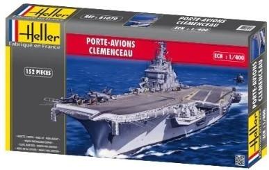 Model do sklejania - Lotniskowiec Clemenceau (81070)