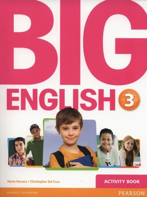 Big English 3 Activity Book Herrera Mario, Sol Cruz Christopher