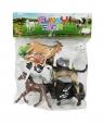 Zestaw zwierząt Farma (Z-16  AN09)