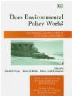 Does Environmental Policy Work? D Ervin