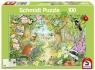 Puzzle 100: Leśne zwierzęta (109401) Wiek: 6+