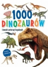 1000 dinozaurów i innych zwierząt kopalnych praca zbiorowa