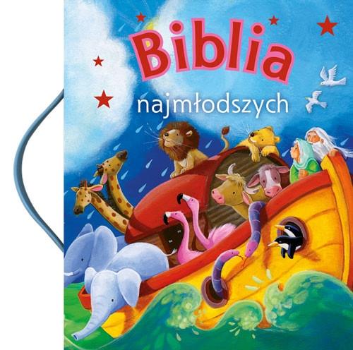 Biblia najmłodszych Thoroe Charlotte