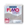 Masa termoutwardzalna Fimo effect. Jasnosrebrny  perłowy 313-5