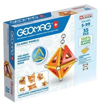 Geomag ECO Panels - 35 elementów (GEO-470)