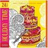 Kolorowanka antystresowa 200x200 12 Holiday Time