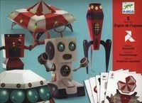 Składanki papierowe Pojazdy kosmiczne (DJ09670)