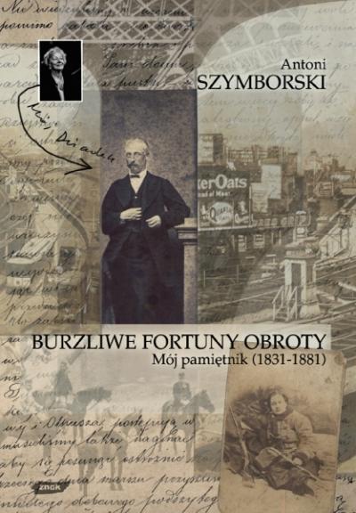 Burzliwe fortuny obroty Antoni Szymborski