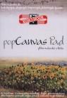 Płótno malarskie w bloku Pop Canvas  A4 10 arkuszy (BLO-SFC3017)