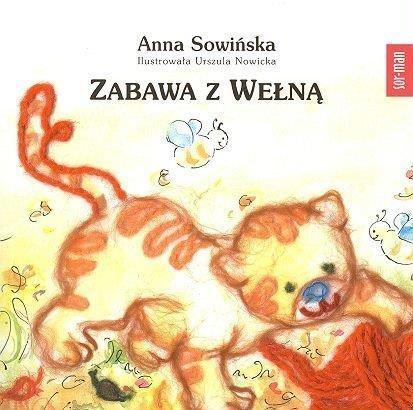 Zabawa z wełną REA Anna Sowińska