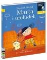 Czytam sobie. Marta i ufoludek. Poziom 1
