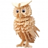 Łamigłówka drewniana Gepetto - Sowa (105687) Wiek: 6+