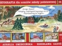 Dysortografia Zeszyt 4 Ortografia dla uczniów szkoły podstawowej ch - h Omiecińska Aurelia, Saduś Zdzisława