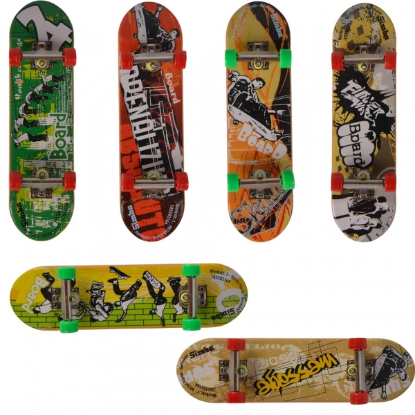 Fingerboard X-Tream - mini deskorolka - Mega set 6w1 (103302164)
