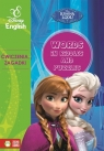 Words in riddles and puzzles Kraina Lodu Disney English