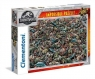 Puzzle 1000: Impossible Puzzle! - Jurassic World (39470)