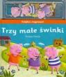 Trzy małe świnki Książka z magnesami