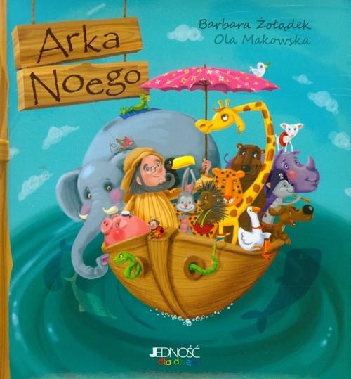 Arka Noego żołądek Barbara Makowska Ola Jedność Księgarnia