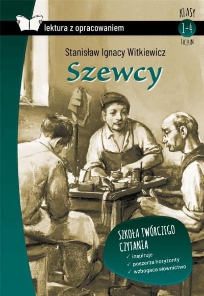 Szewcy Lektura z opracowaniem Witkiewicz Stanisław Ignacy