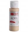 Farba akrylowa MATT - karmelowe tofii 60 ml (0060-173)