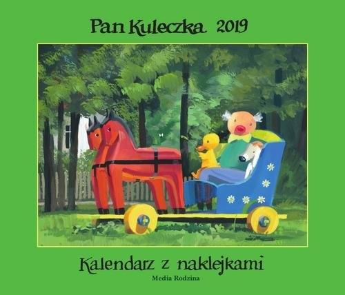 Kalendarz Pan Kuleczka 2019 Widłak Wojciech