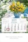 Kalendarz 2019 Jednodzielny Kompozcja KM4