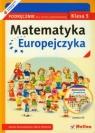 Matematyka Europejczyka 5 podręcznik z płytą CD