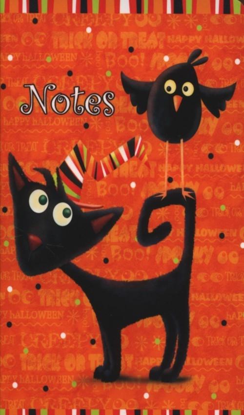 Notes bloczkowy ND 108 z długopisem Kot