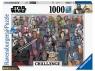 Puzzle 1000: Star Wars, Baby Yoda (16770)