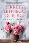 Sekrety letniego ogrodu Wielkie Litery Richell Hannah