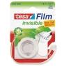 Taśma biurowa Tesafilm Invisible 10m x 19mm + dyspenser (57660-00000-01)