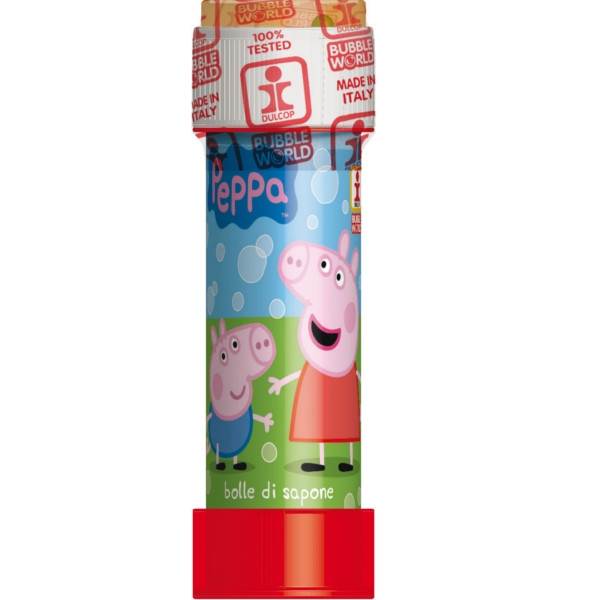 Bańki mydlane Świnka Peppa 60 ml 36 sztuk (5597005)