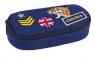 Coolpack - Campus - Piórnik szkolny - Badges Navy (89708CP)