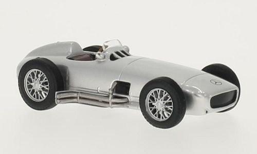 Mercedes-Benz W 196 1954 (silver) (201996)